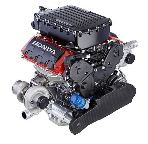f1赛车发动机内部结构