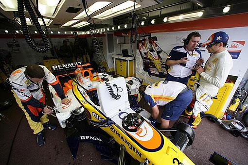 Renault 車隊復興有望專題